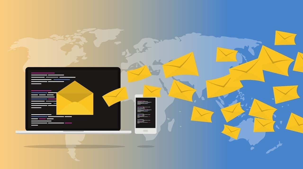 grow email list by creating a resource center