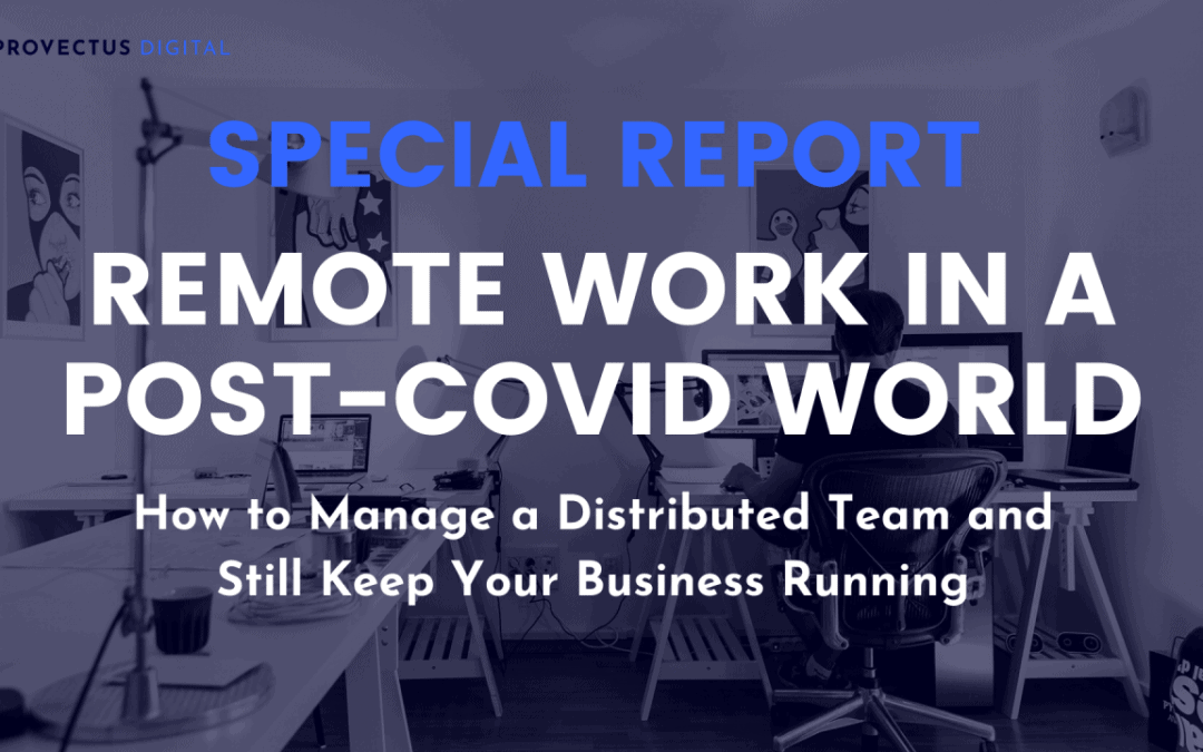 COVID-19 Changing Perceptions Towards Remote Work