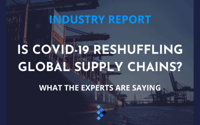 Impact of COVID-19 on Global Supply Chains