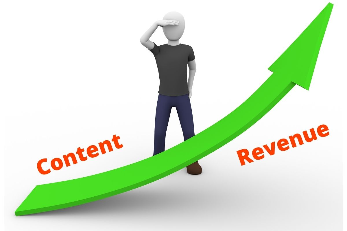 attribute revenue to content